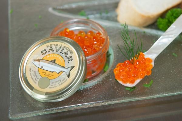 Keta Wildlachs-Kaviar