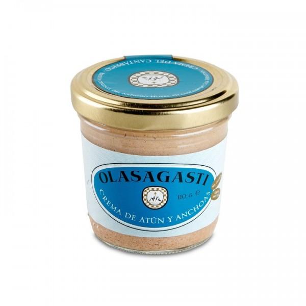 Thunfisch - Anchovis-Mousse (perfekt für Vitello Tonato) - 110 g