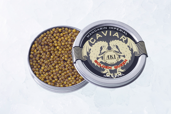 AKI Imperial Caviar Golden Queen