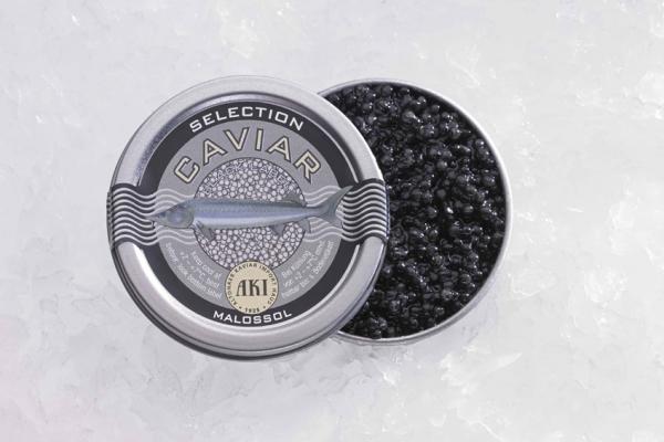 AKI Selection Black Label Kaviar