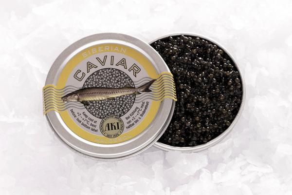 AKI Prestige Siberian Caviar
