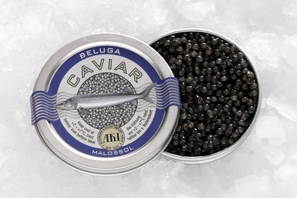 AKI Prestige Beluga Caviar